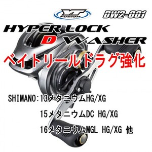HYPER LOCK D WASHER 1