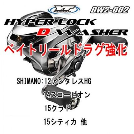 HYPER LOCK D WASHER 2