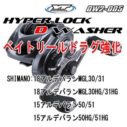HYPER LOCK D WASHER 5