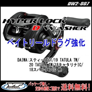 HYPER LOCK D WASHER 7