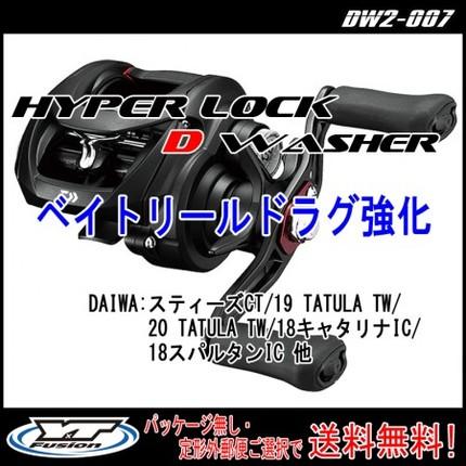 HYPER LOCK D WASHER 7